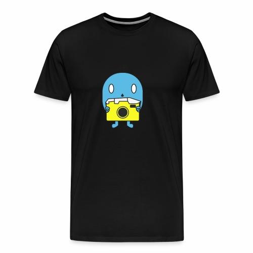 Tiny Photographer - Men's Premium T-Shirt