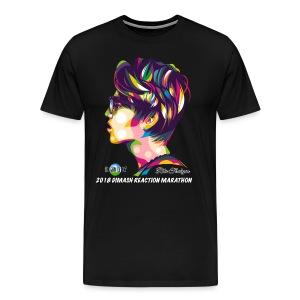 2018 Dimash Reaction Marathon - Men's Premium T-Shirt