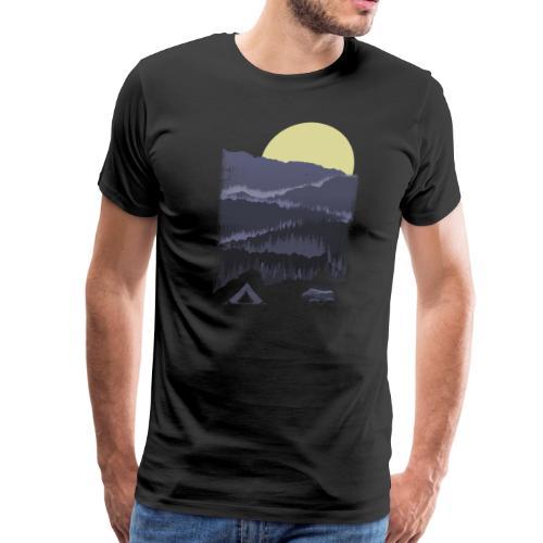 Bear Camp - Men's Premium T-Shirt