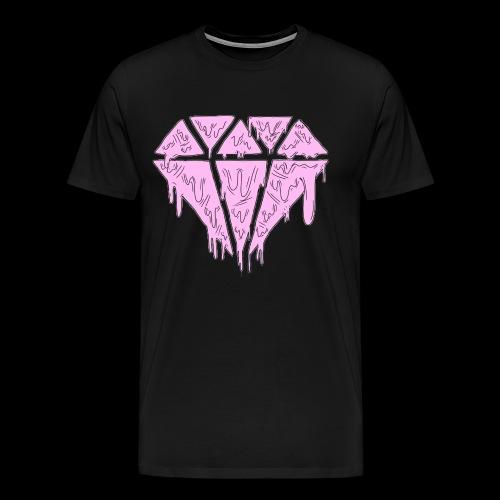 Pink Grime Nobyl Gem - Men's Premium T-Shirt
