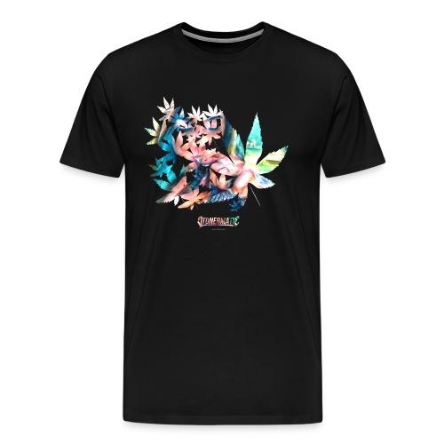 Stonermatic Delirium V1 - Men's Premium T-Shirt