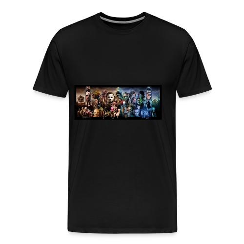 horror*9 - Men's Premium T-Shirt