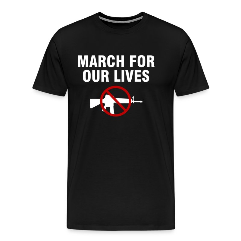 Protect Kids March for Our Lives - Men's Premium T-Shirt