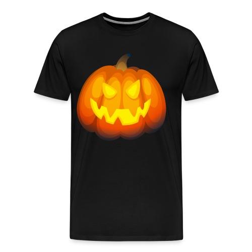 Pumpkin Halloween party T-shirt - Men's Premium T-Shirt