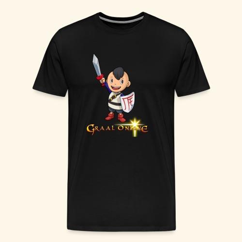 Graalonline Noob - Men's Premium T-Shirt