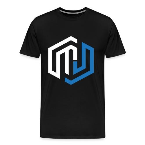 MasterJ Logo Series - Men's Premium T-Shirt