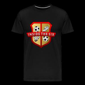 Big Logo - Men's Premium T-Shirt