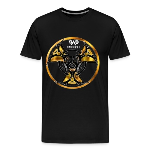 Gold hazard - Men's Premium T-Shirt