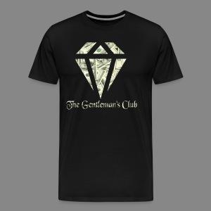 The Gentleman's OG Money - Men's Premium T-Shirt