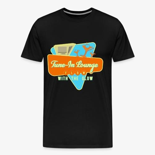 Tune-In Lounge - Men's Premium T-Shirt