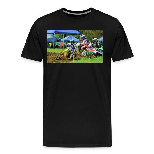 Briarcliff Battle for Ohio2013 525 - Men's Premium T-Shirt