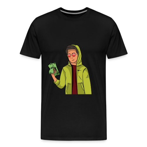 iCarriedYou Drawn Out - Men's Premium T-Shirt