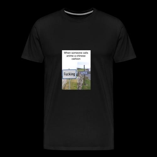 Henshin.Akuma Anime - Men's Premium T-Shirt