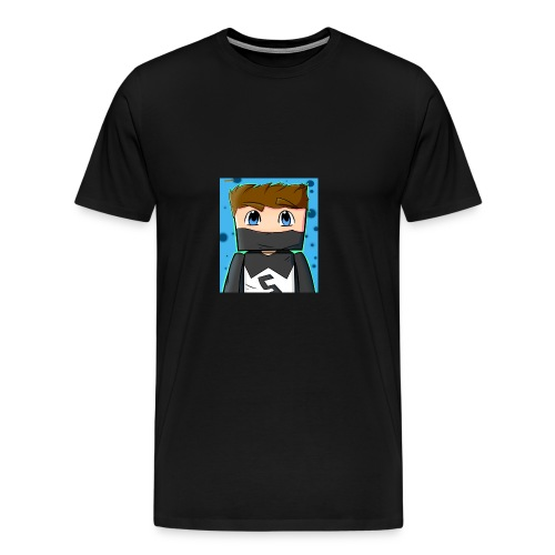 MY YT CHANNEL LOGO SHIRT - Men's Premium T-Shirt