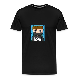 MY YT CHANNEL LOGO SHIRT - Men's Premium T-Shirt