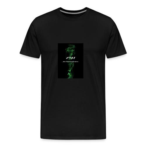 N.U.G.S. Up N Smoke - Men's Premium T-Shirt