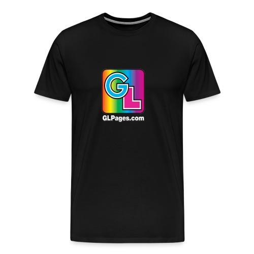 GL Pages Logo - Men's Premium T-Shirt