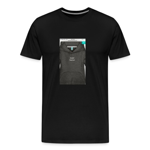 81C81363 F6DE 4C4B AB58 A1027F7E4D8B - Men's Premium T-Shirt