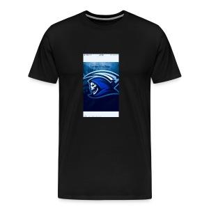 Grim Reaper Hoodie - Men's Premium T-Shirt