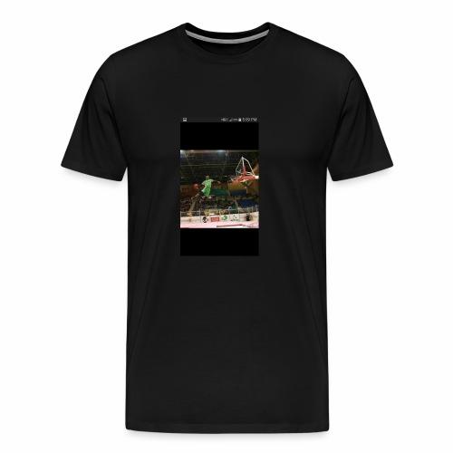 Whit white - Men's Premium T-Shirt
