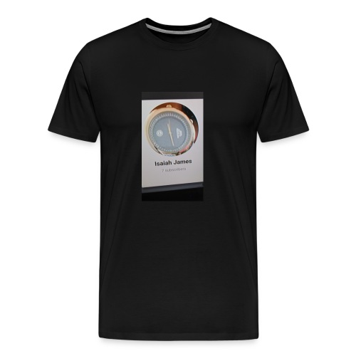 Isaiah James bundle set - Men's Premium T-Shirt