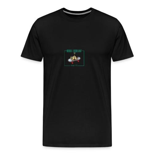 Rouli-Roulant club VR - Men's Premium T-Shirt