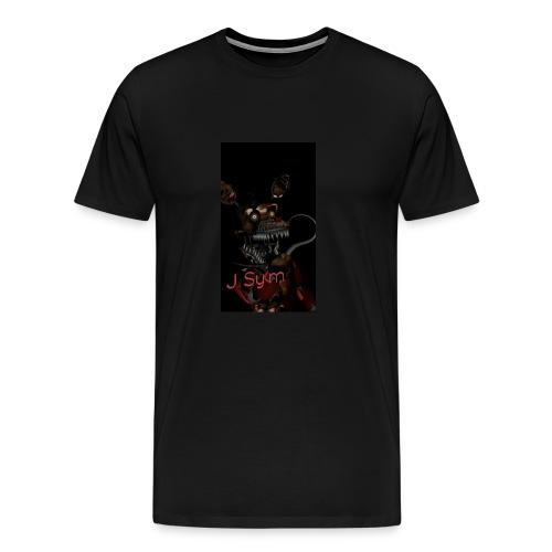 J Sym - Men's Premium T-Shirt