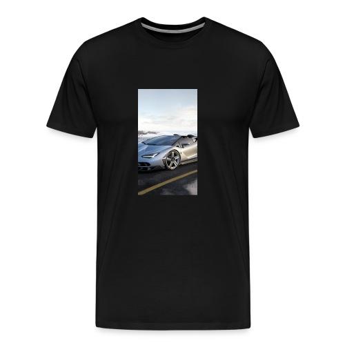 Lamborghini c32efff9 823c 3e73 bb00 cb3fad5454bd - Men's Premium T-Shirt