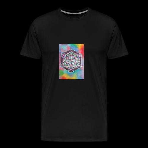 The Cube - Men's Premium T-Shirt