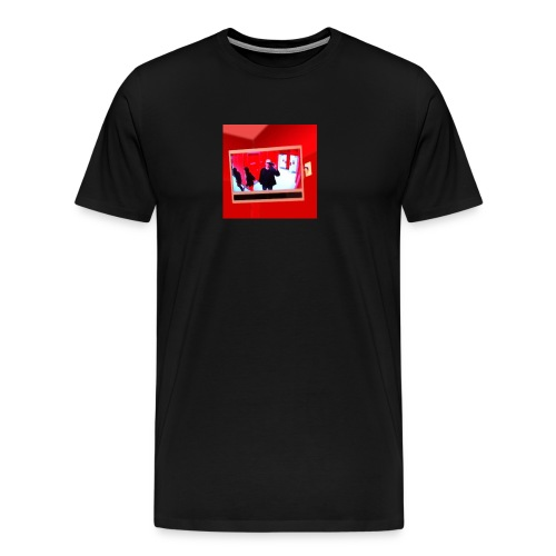 Boz Werkman - Men's Premium T-Shirt