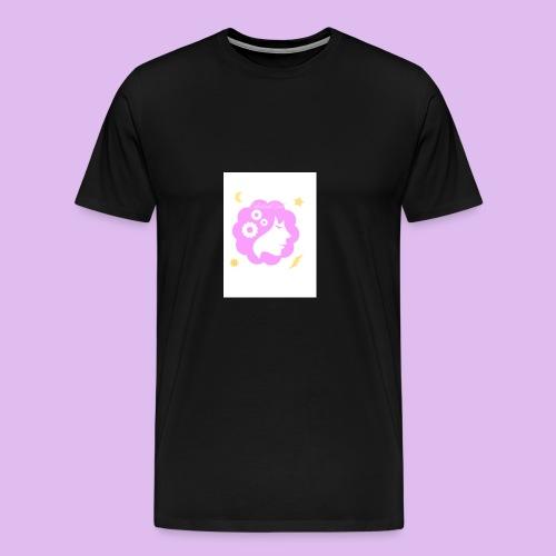 Celestial Girl - Men's Premium T-Shirt