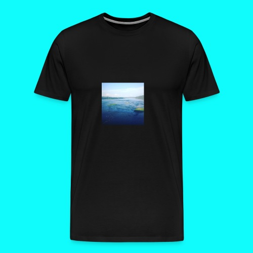 Island - Men's Premium T-Shirt