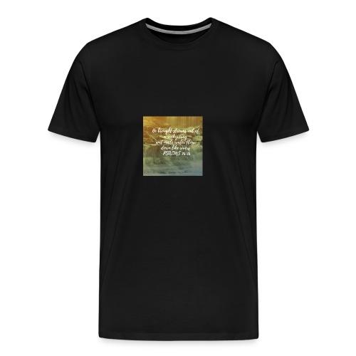 psalms 76:76 - Men's Premium T-Shirt