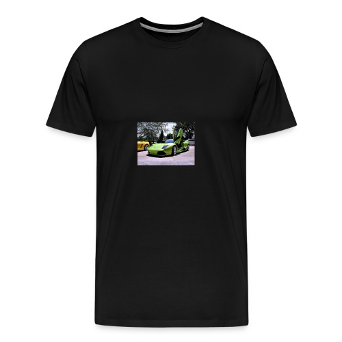 cool man - Men's Premium T-Shirt