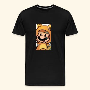 Time for Mario - Men's Premium T-Shirt