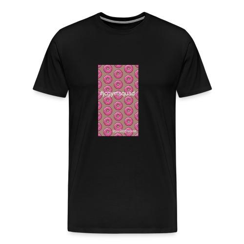 joellegymnast fan!! - Men's Premium T-Shirt