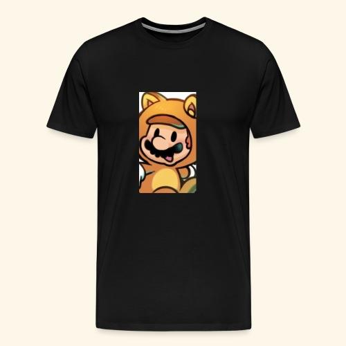 Time for Mario - Men's Premium T-Shirt