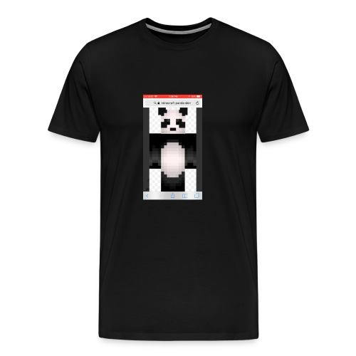 Pandagaming.com - Men's Premium T-Shirt