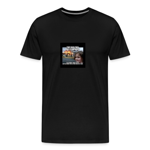 Not star wars fans - Men's Premium T-Shirt