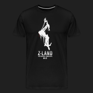 Z-LAND Infected - Men's Premium T-Shirt