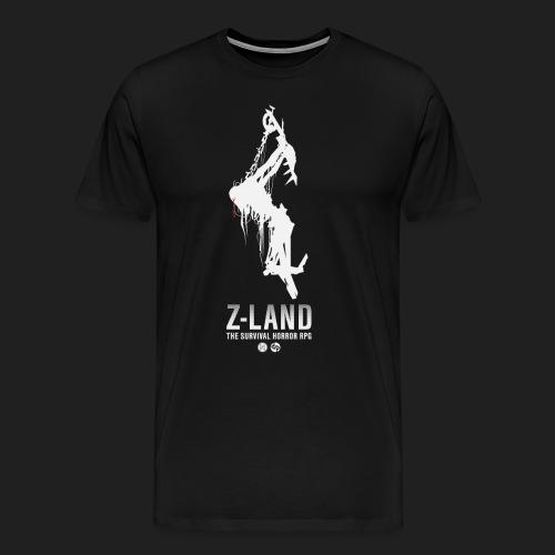 Z-LAND Infected - Men's Premium T-Shirt