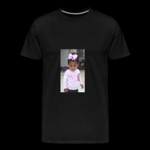 Morgan Pose - Men's Premium T-Shirt