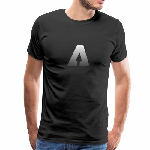 Uplifting A Gradient 04 - Men's Premium T-Shirt