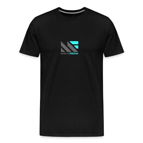 MusicalFreedom - Men's Premium T-Shirt