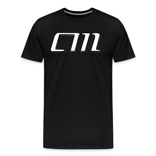 CM Logo - Men's Premium T-Shirt