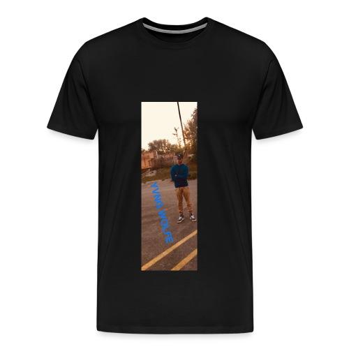 Yvng.wolfe Street Pic 2 - Men's Premium T-Shirt