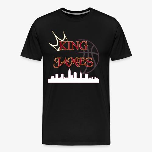 king james - Men's Premium T-Shirt