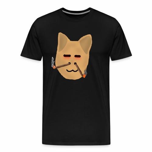 HOOTEY CAT - Men's Premium T-Shirt