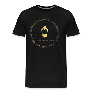 Punting For The People Print - Men's Premium T-Shirt