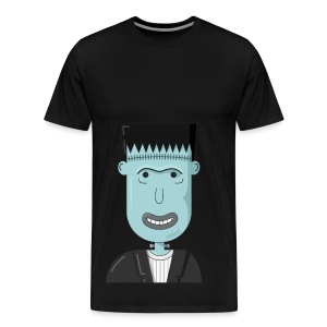 Frankenstein - Men's Premium T-Shirt